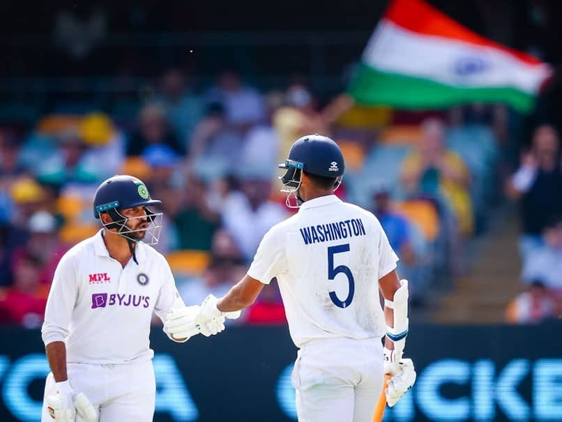 "Australia vs India: Virat Kohli Tips His Hat To ""Outstanding"" Washington Sundar, Shardul Thakur After Batting Heroics In 4th Test"