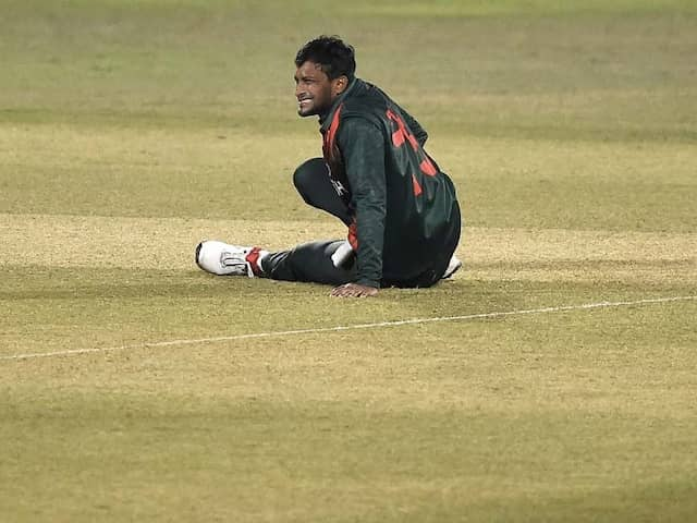 Groin Doesnt Look Alright But Need To Wait For 24 Hours: Shakib