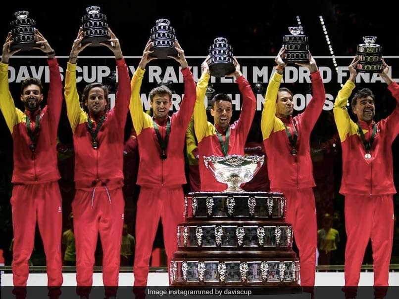 """Davis Cup Finals Lengthened To Reduce """"Burden On Players"""""""