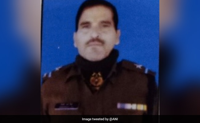 CRPF Soldier Killed In Pulwama Attack Gets Gallantry Medal Posthumously