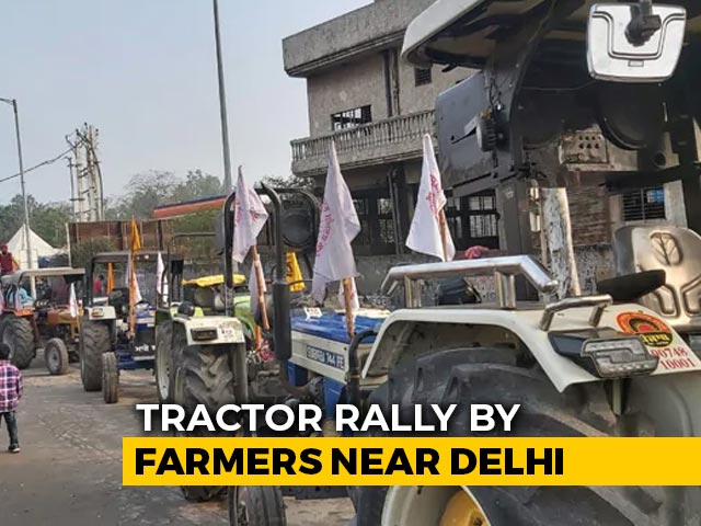 Video : 'Show Of Strength, A Trailer' For 26th: Farmers