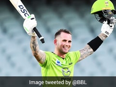 Sydney Thunder Record Highest-Ever BBL Total In Match With Sydney Sixers