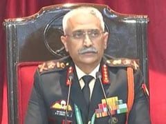 "Self-Reliance In Defence Is ""Strategic Necessity"", Says Army Chief"