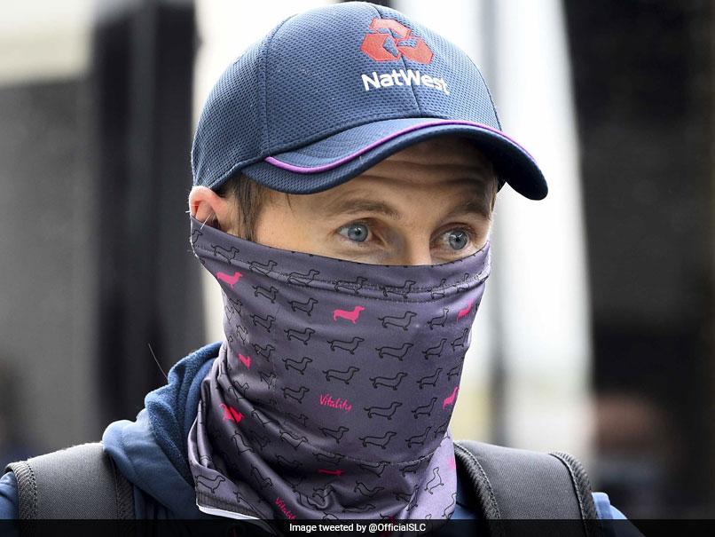England Return To Sri Lanka To Resume Coronavirus-Hit Tests