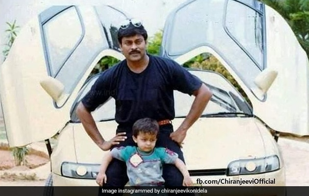 Chiranjeevi Shares Throwback Gem On Nephew Varun Tej's Birthday