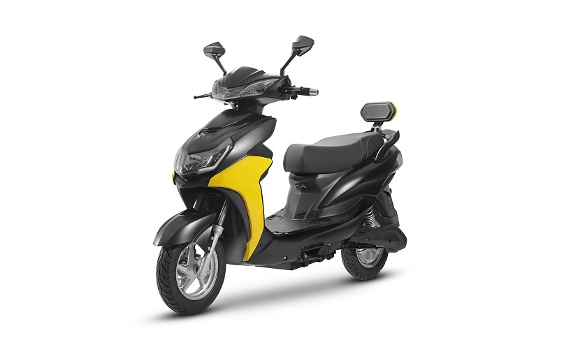 The new electric scooter Offered in two variants - E2Go and E2Go Lite