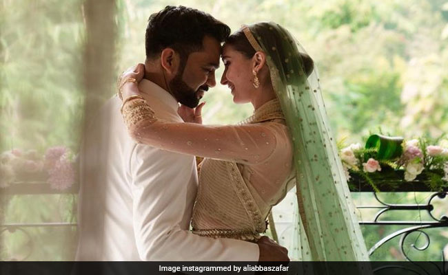 Ali Abbas Zafar Shares Wedding Pic. 'Mine For Life,' He Writes About Bride Alicia