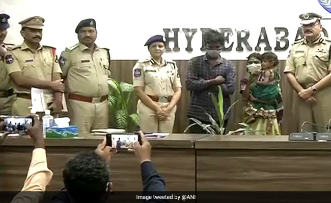 Hyderabad Police Rescues Kidnapped Baby Girl Within 24 Hours