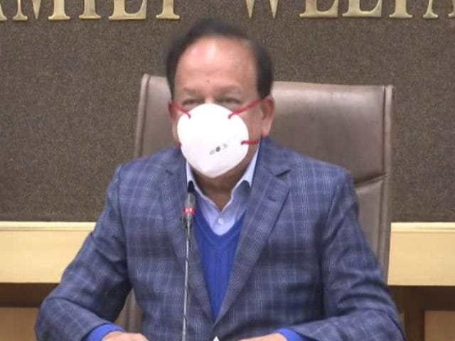 """Video : Top News Of The Day: India In """"Endgame Of Pandemic"""", Says Health Minister"""