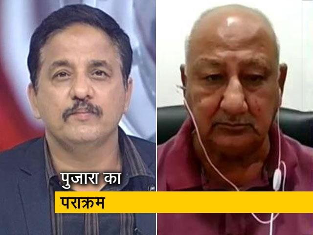 Videos : 'द अल्टीमेट वॉल' चेतेश्वर पुजारा के पिता से NDTV की खास बातचीत
