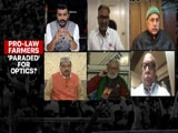 Video : As Protests Deepen, Centre Plays On Farmer Divide