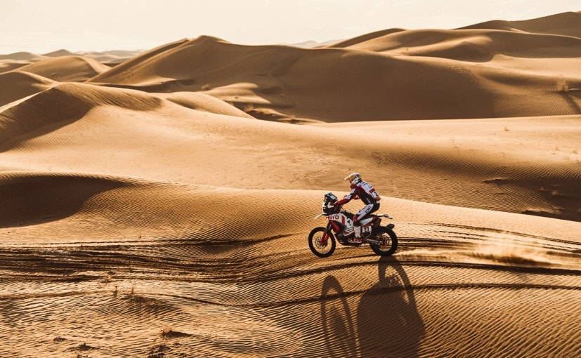With 9 top-10 stage finishes in the 2021 Dakar Rally, Hero MotoSports had a good show this year