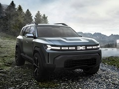 2021 Dacia Bigster Concept Revealed