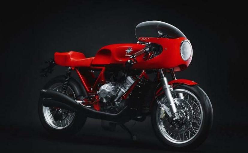 The Magni Italia 01/01 uses a three-cylinder MV Agusta engine