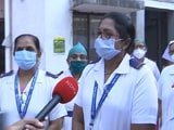 Video : Nine Centres In Mumbai To Administer Coronavirus Vaccine Today