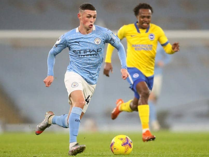 "In-Form Phil Foden ""Deserves To Play"" For England, Says Pep Guardiola"