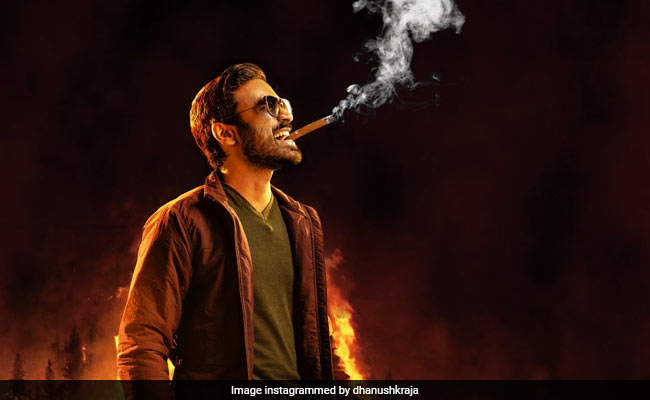 Naane Varuven: Presenting Dhanush's First Look From The Film