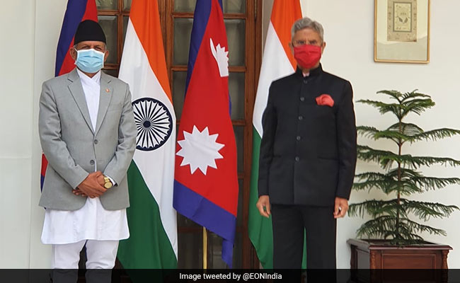 India, Nepal Discuss Cooperation On Border Management, Political, Security Issues