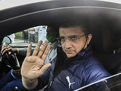 Sourav Ganguly Discharged From Kolkata Hospital