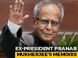 Video : PM Must Listen To Dissenting Voices: Pranab Mukherjee In Book