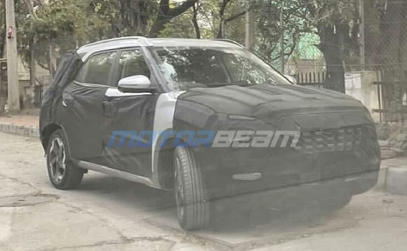 The new 7-seater SUV, based on the Hyundai Creta, could be named Alcazar in India