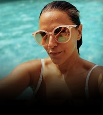 Neha Dhupia Sums Up Sunday Feels With Sun-Bathing Pic From Goa