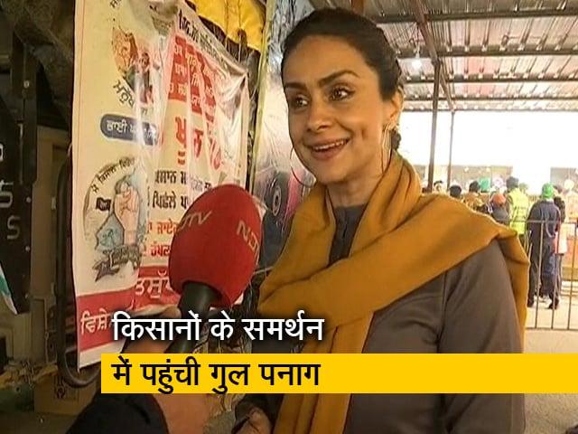 Videos : बॉलीवुूड कलाकार गुल पनाग बोलीं, आजादी से अब तक हर आंदोलन में महिलाएं रही हैं शामिल