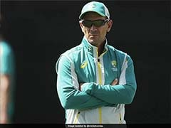 Justin Langer Rues Slow Over-Rate That Cost Australia World Test Championship Final