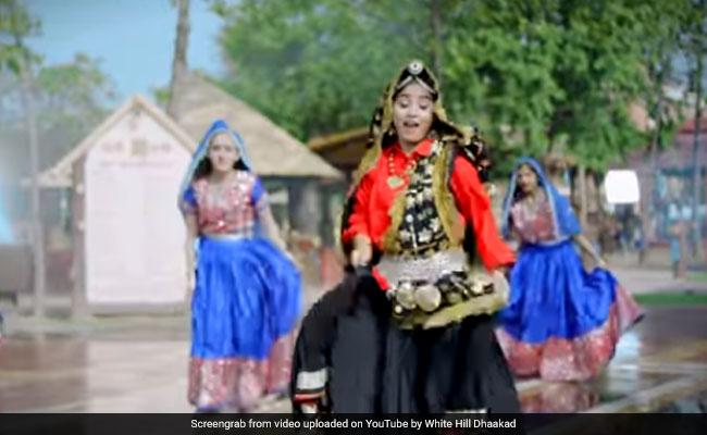 '52 गज का दामन' की सिंगर Renuka Panwar का नया सॉन्ग 'काला दामन' हुआ रिलीज, देखें Video