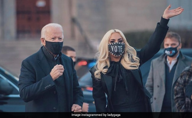 Tom Hanks, Lady Gaga, JLo In Star-Studded Biden Inauguration