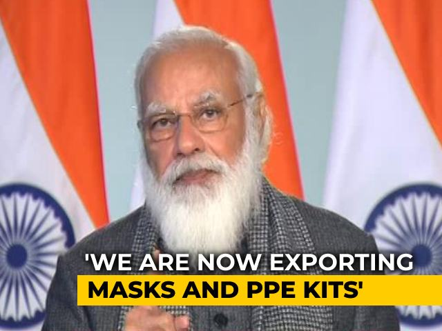 Video: 'There Will Be More Made-In-India Vaccines,' Says PM Modi