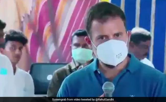 'Mr 56' Hasn't Said 'China' In Months': Rahul Gandhi's Swipe At PM