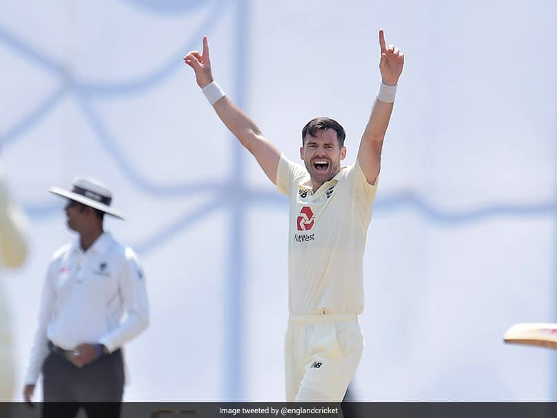 SL vs ENG, 2nd Test: James Anderson Takes 6 Wickets As England Keep Sri Lanka In Check