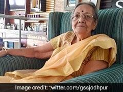 Chitra Ghosh Dies. PM Modi Condoles Death of Netaji Subhash Bose's Niece