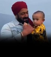 Viral: Salman Khan Dancing With Niece Ayat