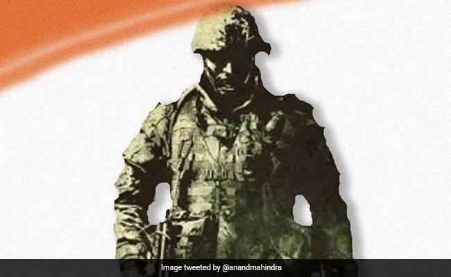 On Army Day, 'Stand And Cheer Them', Tweets Anand Mahindra
