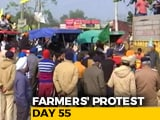 Video : Centre Postpones 10th Round Of Talks With Farmers' Leaders To Jan 20