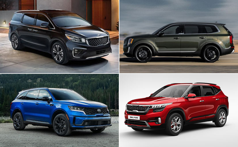 Utility Vehicles Accounted For 58.7% Sales Globally For Kia In 2020