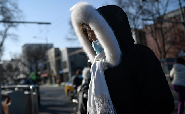Beijing Records Coldest Morning In Over Five Decades At -19.6 Degree Celsius