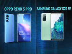 Oppo Reno 5 Pro Takes On Samsung Galaxy S20 FE