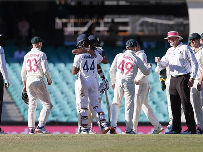 3rd Test: Australia, India Retain Top-Two Spots In World Test Championship Standings After Sydney Draw