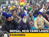 Video : Centre To Hold 10th Round Of Talks With Protesting Farmers Today