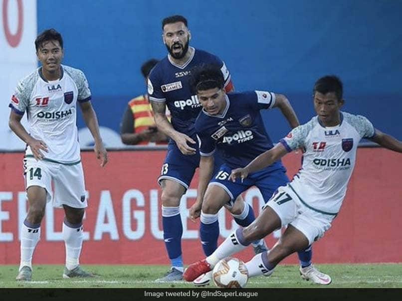 ISL: Odisha FC, Chennaiyin FC Play Out Goalless Draw
