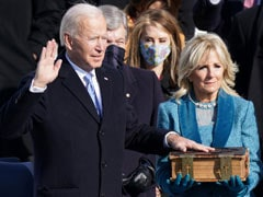 """""""My Whole Soul Is In Uniting America,"""" Says Biden After Taking Oath"""