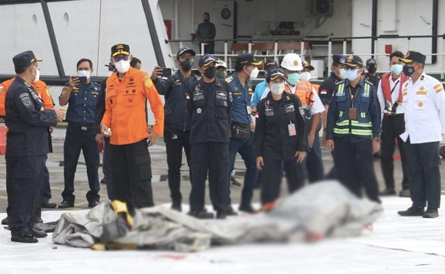 'Body Parts' Found At Indonesian Plane Crash Site, Say Investigators