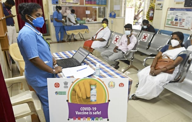 Fresh COVID-19 Cases In India Drop 9% In A Day To 16,504