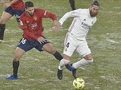 "La Liga: ""That's Not Football,"" Zinedine Zidane Blasts Snow-Hit Pitch After Real Madrid Stalemate"