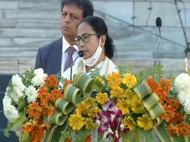 "Video : ""Don't Insult After Calling"": Mamata Banerjee Lashes Out At Netaji Event"