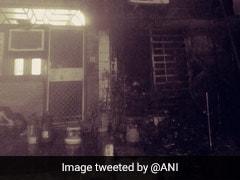 Fire At Delhi E-Commerce Storehouse; Woman, Fireman Injured