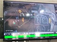दिल्ली मे ट्रेवल कंपनी के दफ्तर पर बदमाशों ने की फायरिंग